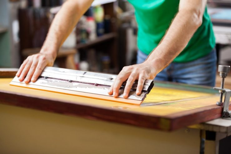 Screen & Digital Printing